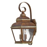Mossoro Outdoor Wall Sconce