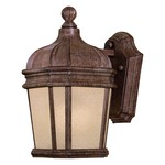 Harrison Small CFL Outdoor Wall Sconce