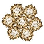 Veli 7 Pendant - Gold /