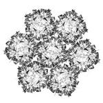 Veli 7 Pendant - Silver /