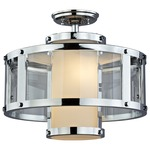 Isabella Ceiling Semi Flush Mount