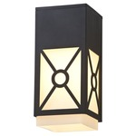 Summerside Outdoor Glass Wall Sconce