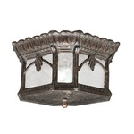 Tournai Outdoor Flush Mount