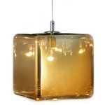 H2O Pendant - Chrome / Gold