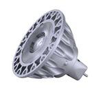 Vivid 3 LED MR16 GU5.3 9W 36 Deg 2700K 95CRI - Silver