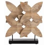 Ella Sculpture - Wood
