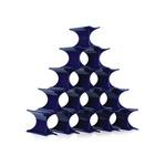 Infinity Bottle Holder - Blue