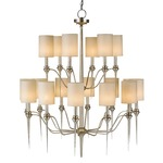 Chaddbury 2-Tier Chandelier