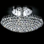 Impero 808 Ceiling Semi Flush Mount