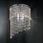 Deco Crystal 840 Wall Sconce