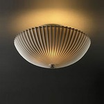 Round Bowl Ceiling Flush Mount