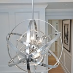 Sputnik Pendant - Polished Chrome /
