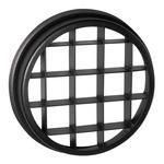 T569 3.75 Inch Louver - Black /