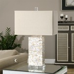 Aden Table Lamp by Uttermost