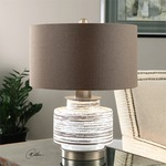 Saltillo Table Lamp by Uttermost