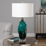 Rotaldo Table Lamp by Uttermost