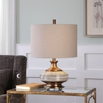 Strona Table Lamp by Uttermost