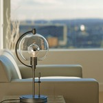 Pluto Table Lamp by Hubbardton Forge