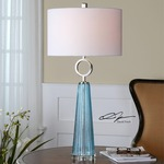 Navier Table Lamp by Uttermost
