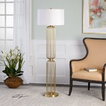 Cesinali Floor Lamp by Uttermost