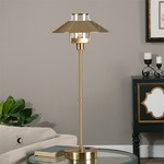Albaretto Table Lamp with USB Port by Uttermost