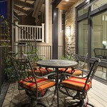 Banded Outdoor Wall Light -  /