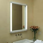 Rezek 28 X 42 Fluorescent Wall Mirror
