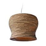 Cloche Scraplight Pendant