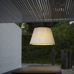 TXL Outdoor Pendant - Gray / White