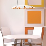 Corsaire Pendant -  / Orange