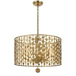Layla Five Light Chandelier