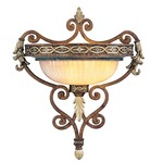 Seville Wide Wall Sconce