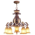 Villa Verona Downlight Chandelier