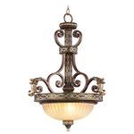 Seville 3 Light Pendant