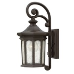 Raley Outdoor Wall Light - Oil Rubbed Bronze /