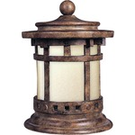Santa Barbara Outdoor Deck Light