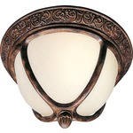 Knob Hill Outdoor Ceiling Flush Mount
