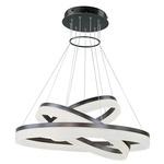 Saturn LED Multi Tier Pendant