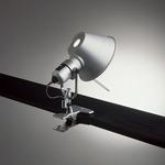 Tolomeo Micro LED Clip Spot - Aluminum / Aluminum