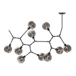 Atom 10 Light Pendant