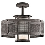 Argesto Pendant/Semi Flush Mount