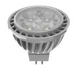 7W MR16 GU5.3 12V LED 25 Deg 3000K 83CRI