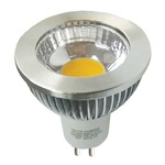 6 Watt LED MR16 GU5.3 Base 30 Deg 2700K 80CRI 12V