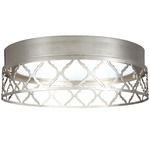 Amani Arabesque Flush Mount