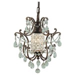 Maison De Ville 1 Light Duo-Mount Chandelier