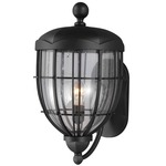 River North Outdoor Wall Lantern