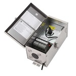 300W 12V Outdoor Magnetic Transformer - Stainless Steel