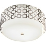 Parker Round Ceiling Flush Mount