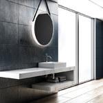 24 Inch Round Mirror -