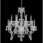 Traditional Italian Crystal 1135 Chandelier